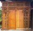 Pintu Gebyok Jati Klasik