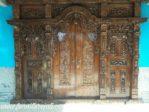 Pintu Gebyok ukir 3 Dimensi