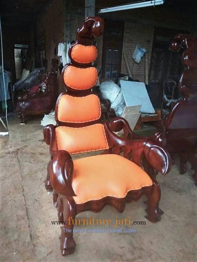 Scorpion Chair; Kursi Kalajengking; Kursi Santai; Kursi Unik; Kursi Mewah Motif Kalajengking; Gambar Kursi Kalajengking